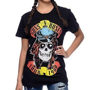 Daydreamer Guns N Roses Tour 88 Tee XS